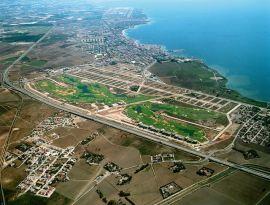 Aerial view - La Serena Golf, Murcia Spain
