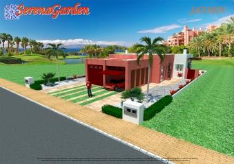 Jazmín Villa - La Serena Golf Property