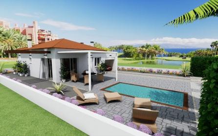 Villamarina La Serena Golf Property