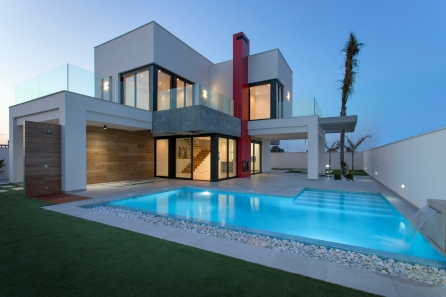 Ibiza Villa - 4 bedrooms , 4 bathrooms