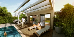 Sun Breeze Villas La Serena Golf Property