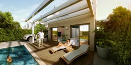 Sun Breeze Villas La Serena Golf Property
